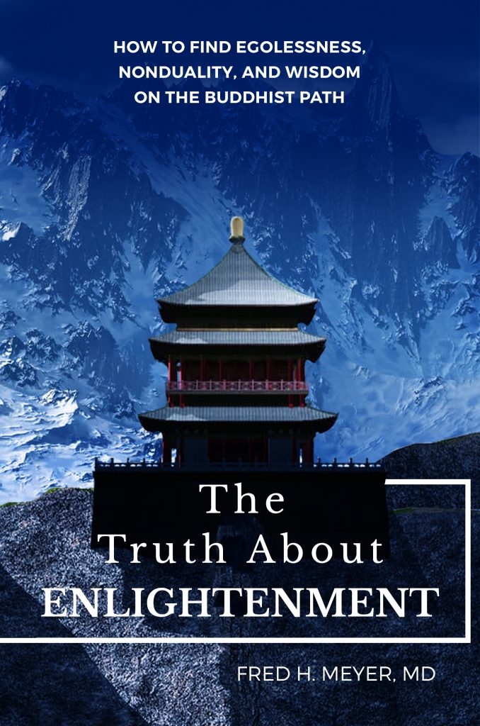 The Truth about Enlightenment How to Find Egolessness Nonduality and Wisdom on the Buddhist Path cover